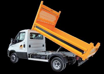 camions bennes rentforce